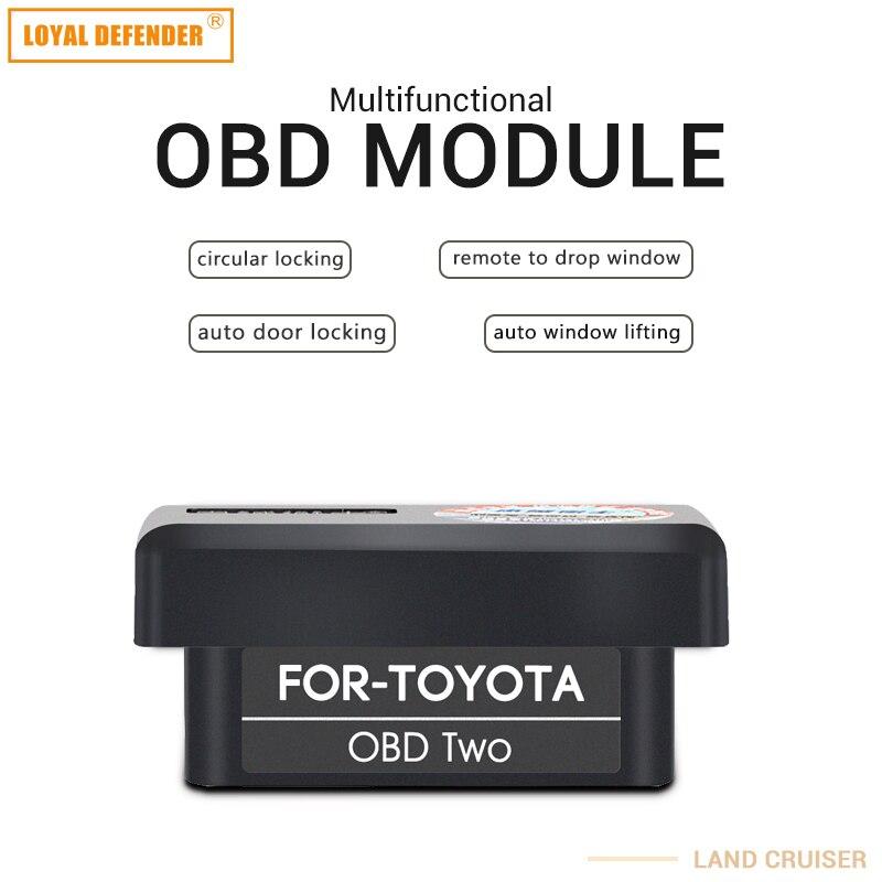 Coche OBD automático para Toyota plug and play cierre de ventana y - Autopartes - foto 2