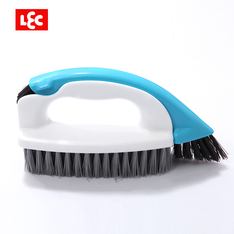 2017 dual-purpose brush cleaning tile floor tiles carpet brush apertural ...