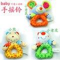 Babyfans ребенок рука погремушки кровать колокол погремушки игрушки кровать висит детские игрушки Детские Мобильные Телефоны