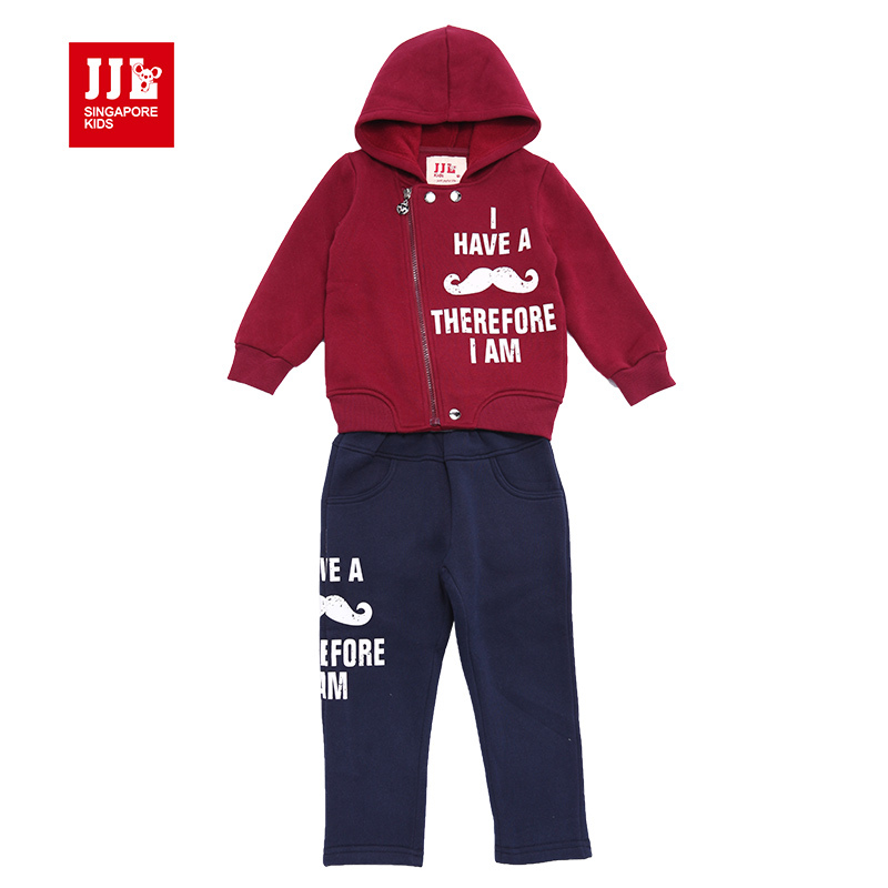 2015 fashion baby boys sets kids brand and sports suits children outdoor tracksuits infants handsome outfits