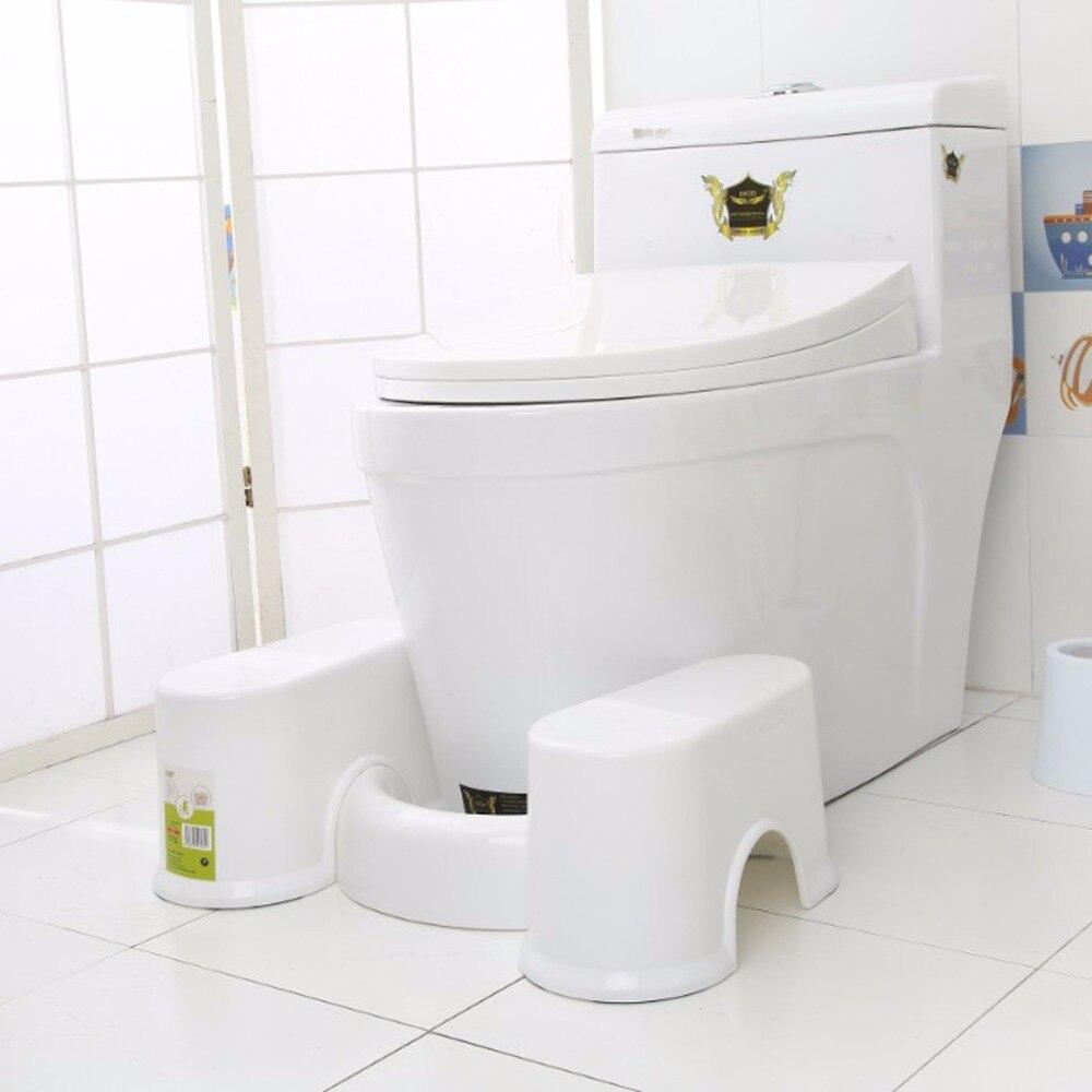 Antislip Verwijderbare Wc Krukje Badkamer Aid Voor Constipatie Stapels Relief