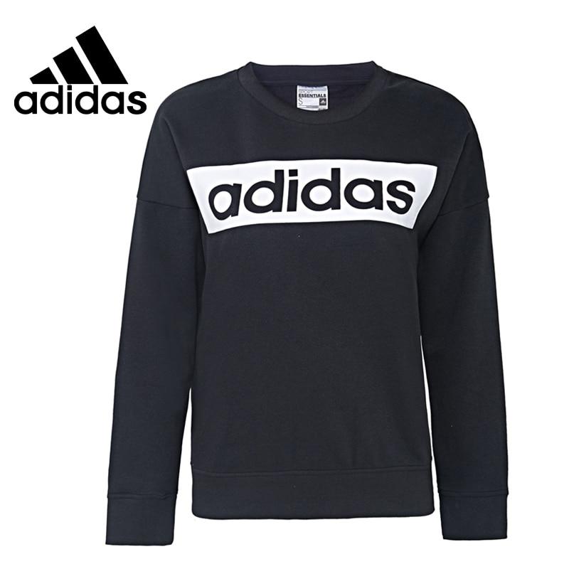 ФОТО Original New Arrival  Adidas ESS LINEARSWEAT Women's Pullover Jerseys Sportswear