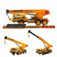 New Children S Toy Simulation Crane Truck Creative Large Inertial Car Model Presents To Children