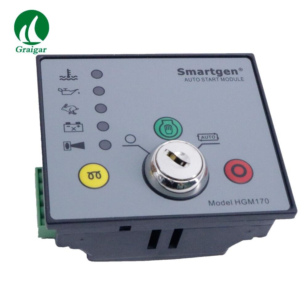HGM170 Modulo di Controllo Automatico Del Motore Regolatore del GeneratoreHGM170 Modulo di Controllo Automatico Del Motore Regolatore del Generatore