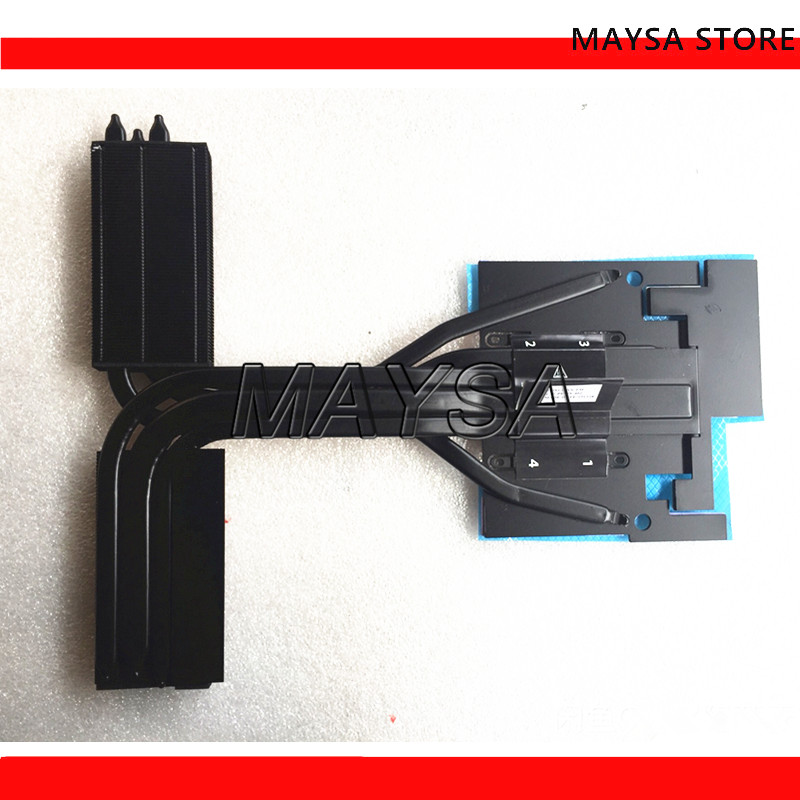 Novo Laptop/Notebook radiador do dissipador de calor de Refrigeração da Placa Gráfica GPU para Clevo P870 P870DM-G V9 I7-6700K GTX980 6-31-P870N-402 MXM3.0
