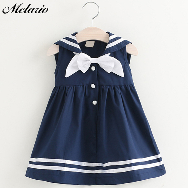 Melario Girls Dress 2018 New Lace Girls Dress Princess Girl Clothing Stitching Lace Fly Sleeve Kids Clothing Children Dress by Melario