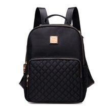 Neue Frauen Rucksack für die Schule Jugendliche Mädchen Vintage Stilvolle Damen Tasche Rucksack Weiblichen Lila rucksack Hohe Qualität