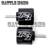 Motorcycle Hand Bar Ends For Yamaha YZF R1 YZF R1 1998 12 YZF R6 YZFR6 R6