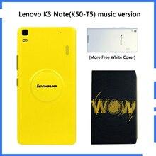 Original Lenovo K3 Note K50-T5 Android 5.0 Mobile Phone MTK6752 Octa Core Dual SIM 4G LTE 5.5inch 2G RAM 16G ROM 13MP SmartPhone(China)