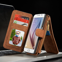 Leather Cases For Samsung Galaxy S6 G920 Phone Case For Galaxy S 6 G9200 G920A Cowhide