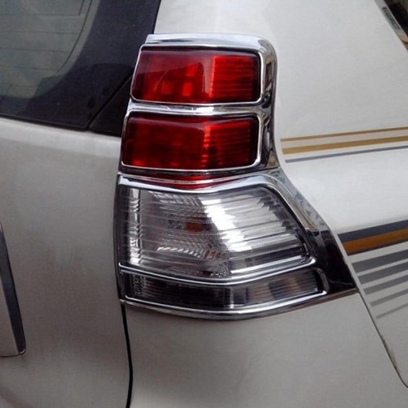 Toyota Prado Için aksesuarlar FJ150 FJ 150 2010 2011 2012 2013 ABS - Araba Parçaları