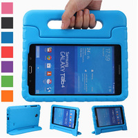 Eagwell Kids Children Safe Rugged Proof Foam Case Handle Stand For Samsung GALAXY Tab 4 8