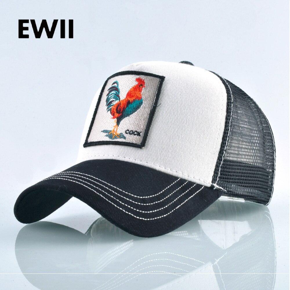 Breathable mesh fitted   cap   women summer snapback hat for men   baseball     caps   women embroidery trucker hats bone casquette