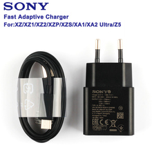 Original Fast Charging Charger Adapter UCH12 For SONY Xperia 10 Plus XZP G8142 XZ Premium XZ2 H8166 Wall
