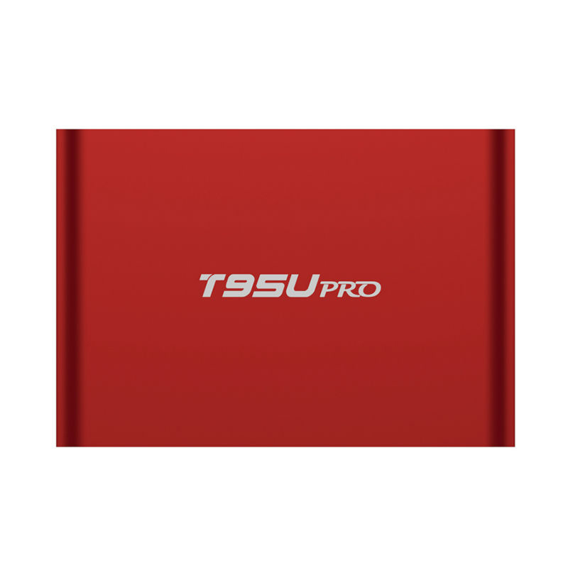 T95U PRO Amlogic S912 Octa Core Android 7.1 TV BOX 2GB/16GB 3GB/32GB 2.4G/5GHz Dual WiFi KODI Fully Load 4K H.265 Smart Tv мобильный телефон lg g flex 2 h959 5 5 13 32 gb 2 gb gps wcdma wifi