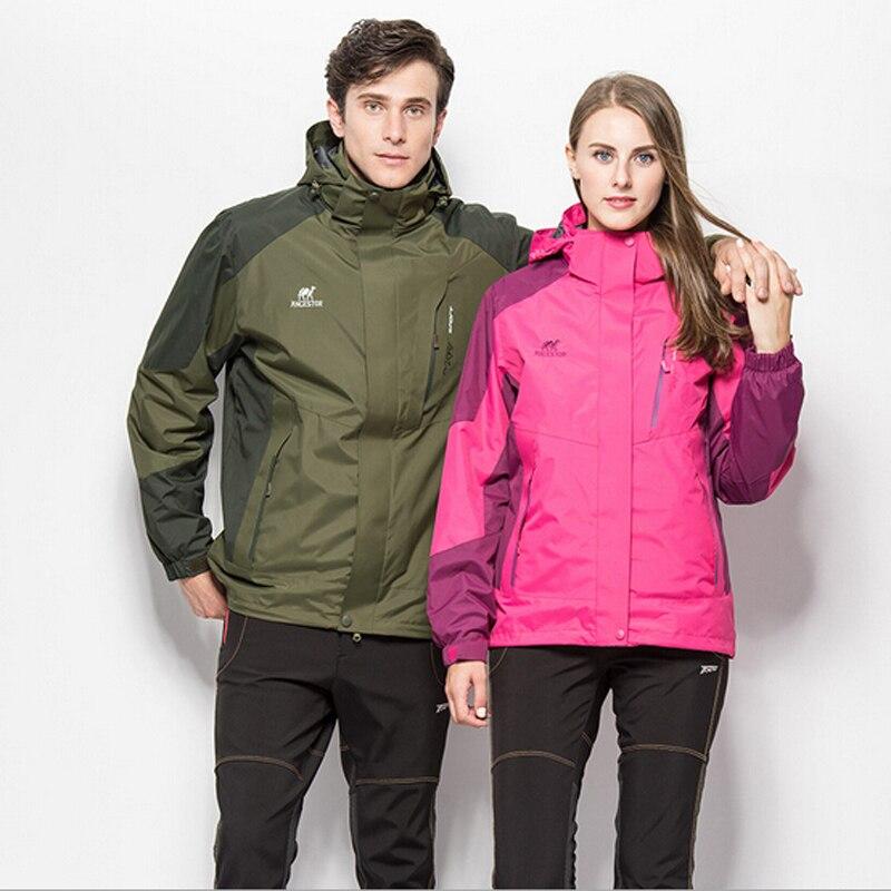 Men Women jackets Outdoor Windbreaker Camping Hiking coats jaqueta for men Spring fall fishing sport jacket waterproof Windproof
