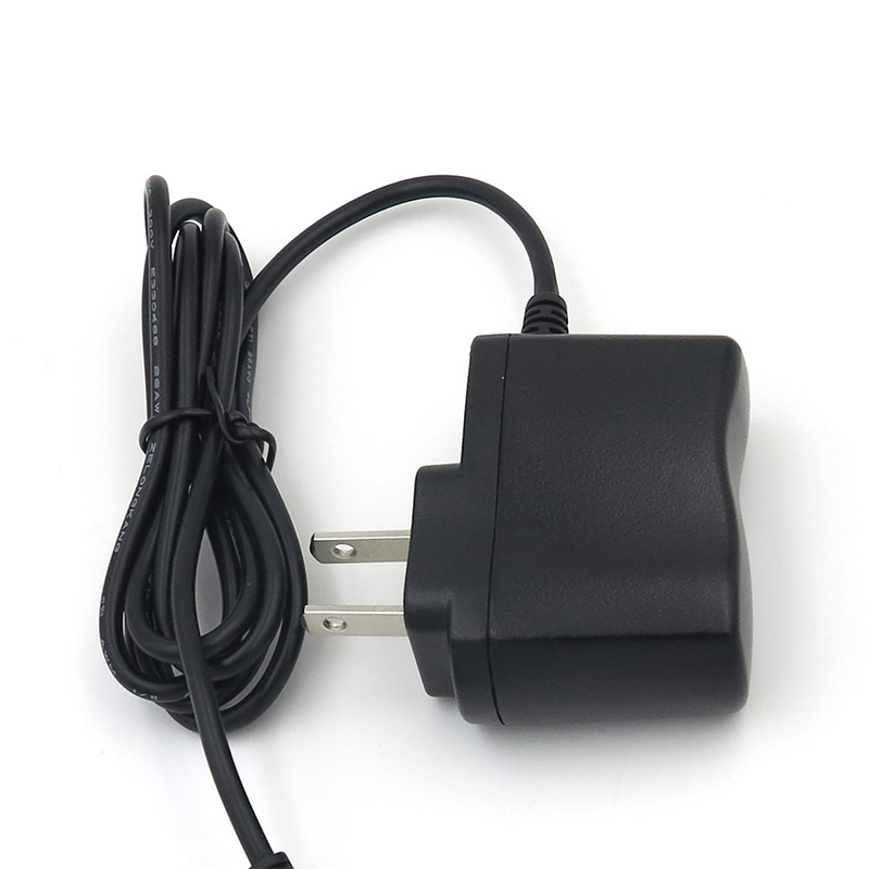 9V 1A DC Adapter Charger Power Supply UK Plug for CCTV Camera// LED light 2x