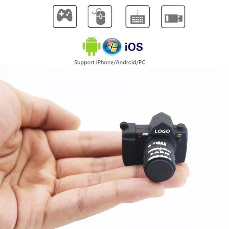 camera type Invisible usb flash drive 64GB 32GB 16GB 8GB 4GB flash drive portable 128GB memory stick Pendrive Storage flash disk