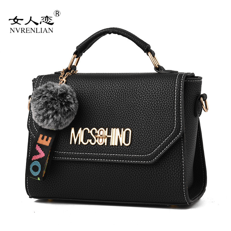 High Quality Small Women Messenger Bags PU Leather Shoulder Bags Female Crossbody Bag For Girl Brand Ladies Handbags xiyuan brand ladies beautiful and high grade imports pu leather national floral embroidery shoulder crossbody bags for women