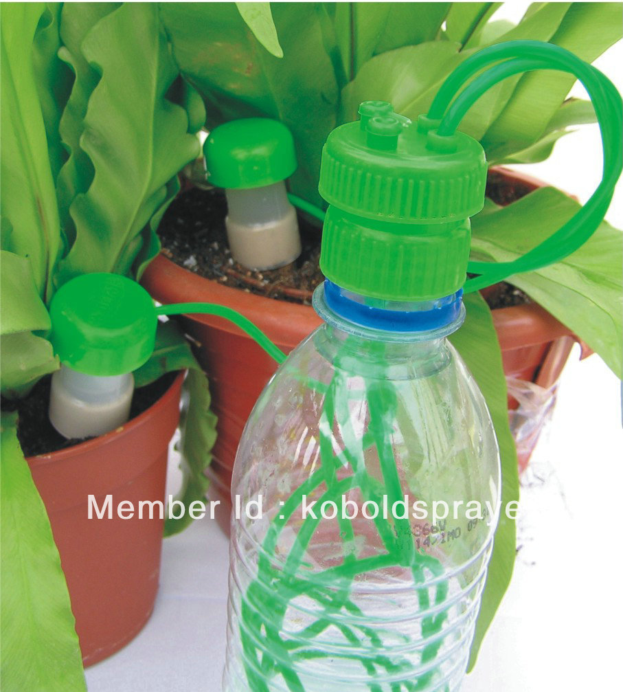 Automatic watering system for potted plants - Automatic Pot Plant Watering System