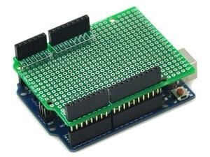 Image 4 - الشحن مجانا (10 قطعة/الوحدة) prototype pcb ل uno r3 درع مجلس diy