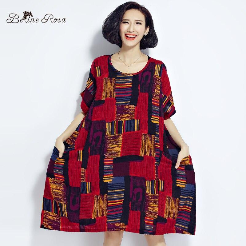 Модные платья лета 50 размера