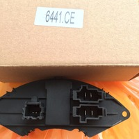 Fast SHIPPING FOR CITROEN C4 PICASSO HEATER BLOWER CONTROL RESISTOR A43001400 77366112 DRS07001 6441CE 6441.CE