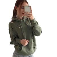 1pc American Apparel S Womens Loose Casual Long Sleeve Hoodie Bts Sweatshirt Jumper Pullover Tops Shirt