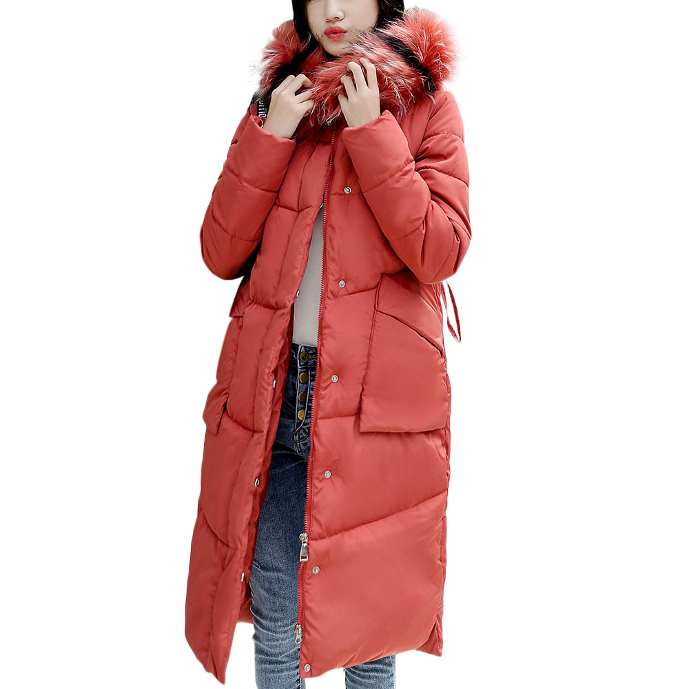 rouge Survêtement Casual Veste Coton gris Chaud Femmes Confortable Manches Rembourré Hiver Haute Manteaux Longues blanc Manteau Arrivée Qualité À Noir Nouvelle 2019 Capuche 8qp1Ezpx