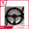 OMO Racing Car Modification Steering Wheel Leather Material  RS-STW004