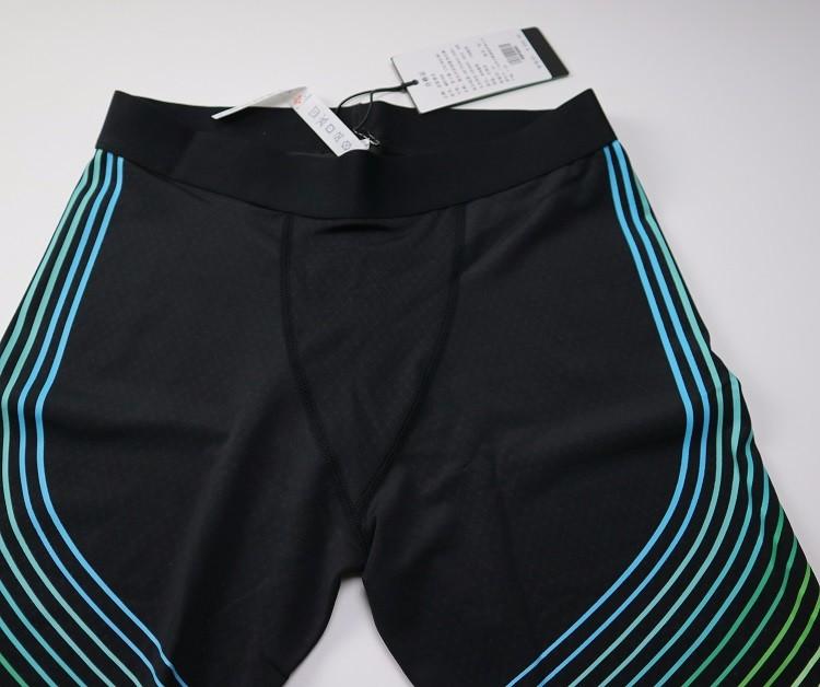 3 Sztuka Zestaw męska sport przebiegu stretch rajstopy legginsy + t shirt + spodenki spodnie treningowe jogging fitness gym kompresji garnitury 19