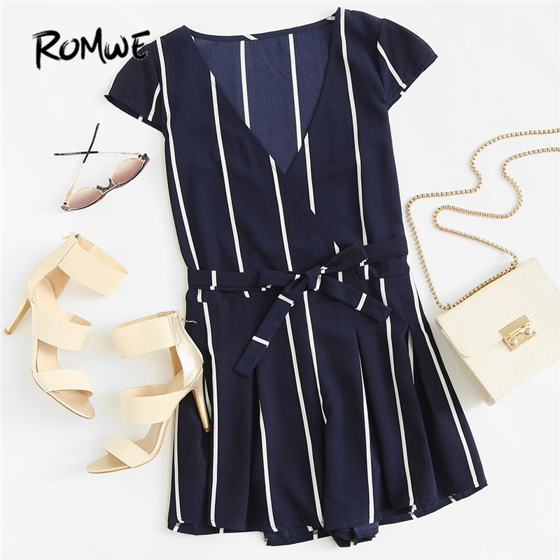 50a0d36b668 Buy navy playsuits and get free shipping on AliExpress.com