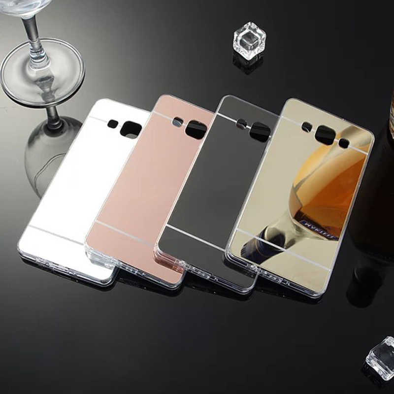 Luxury Ultra Thin Bling Mirror Soft TPU Case For Samsung Galaxy J5 J7 J3 2016 A5 A3 A7 2017 Case For S9 S8 Plus S6 S7 Edge Cases