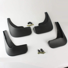 4pcs Car Accessories Mudguard Mud Flap Exterior Protector Splash Front Rear Fender Cover For Mitsubishi Lancer