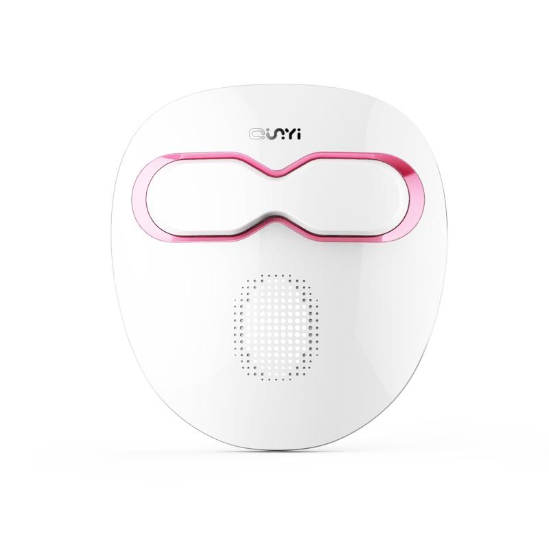 Photon LED Infrarouge Masque Facial Peau micro-ondes Massager Rajeunissement Anti-Vieillissement Beauté Thérapie Masques