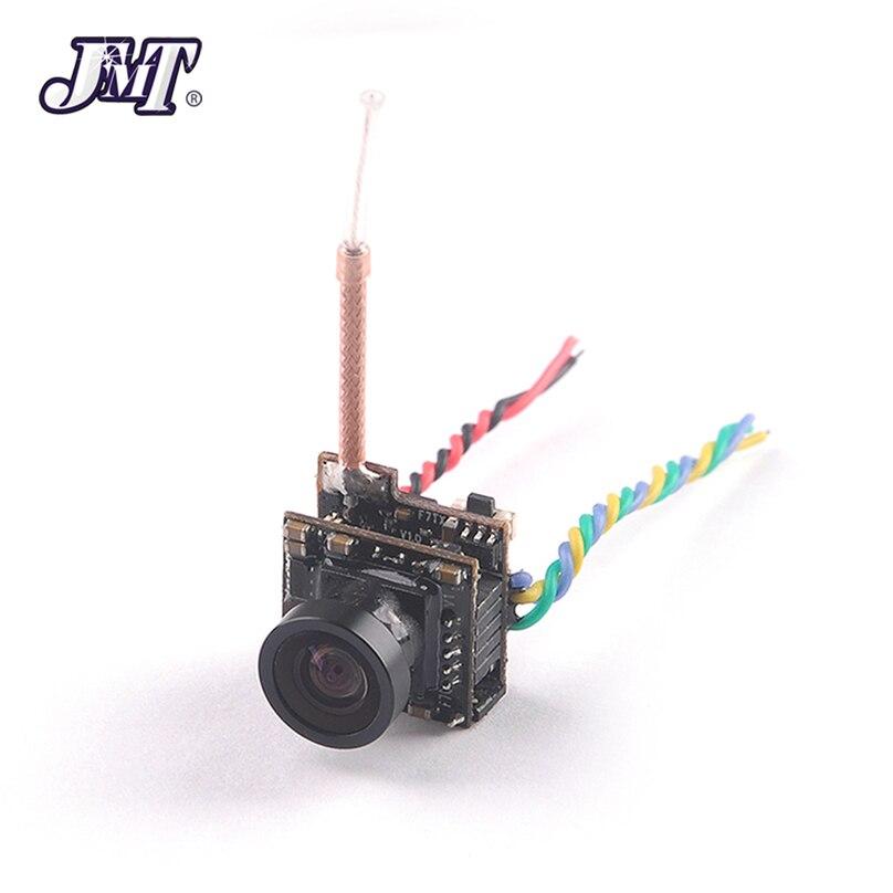 HCF7 5,8G 40CH 25 MW transmisor 700 TVL 120 grado CMOS de ángulo ancho NTSC Cámara FPV para Happymodel Mobula7 mobula 7 FPV Racing