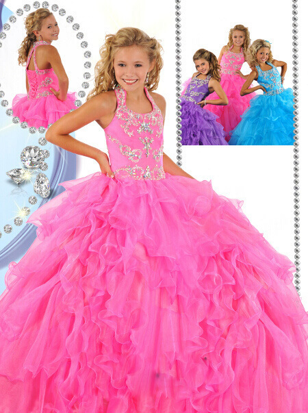 Online Get Cheap Pink Pageant Dresses -Aliexpress.com | Alibaba Group