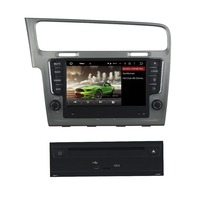 KLYDE 8 separate Android 8.1 Car Radio For Volkswagen Golf 7 2013 Multimedia Player RAM 2GB Car Audio Stereo Flansh 16GB DVD