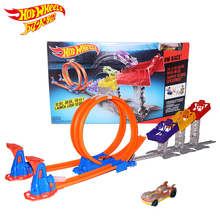 Hot Wheels Roundabout Metal Toy Car Oyuncak Araba Hotwheels Cars Machines For Kids Educational