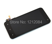 lcd display screen+touch panel digitizer+frame complete assembly for xiaomi mi2 mi2s m2 m2s free shipping