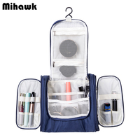 Hanging Women S Men S Cosmetic Bag Makeup Cases Pouch Toiletry Storage Organizer Travel Necessarie Accessories
