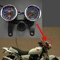 Универсальный Мотоциклов Тахометр Спидометр Спидометр метр Тахометр Датчик + Пробег Индикаторы Сигнала Поворота для мотоциклов на заказ