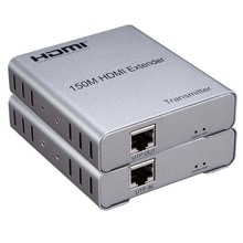 New HDMI Extender 150m over UTP CAT5e/6 Rj45 LAN Network Cable Support 1080p  Extension HDMI Transmitter Receiver
