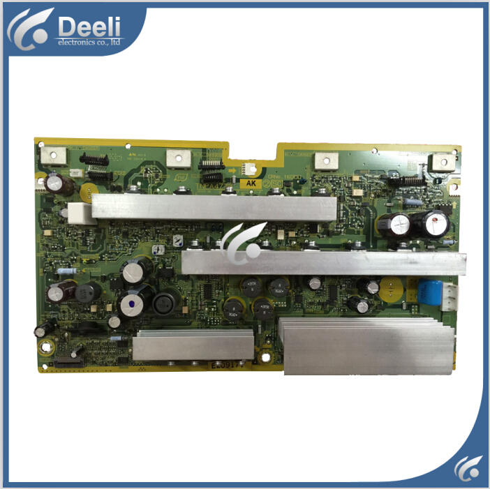 95% new used good Working original for Power Supply board SC board TNPA4773 AK TH-P42X10C 95% new used board good working original for power supply board la40b530p7r la40b550k1f bn44 00264a h40f1 9ss board