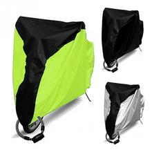 Bicycle Cover Waterproof Bike Rain Dust Cover Bicycle Cover UV Protective For Bike Bicycle Utility Cycling Outdoor Rain Cover