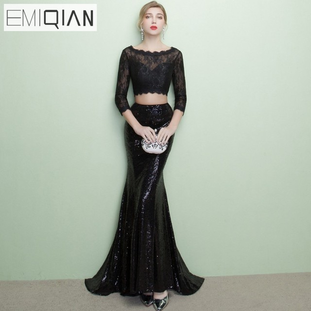Aliexpress.com : Buy Designer Open Back Formal Prom Party Dress 2 ...