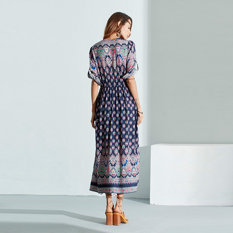 China boho dress Suppliers