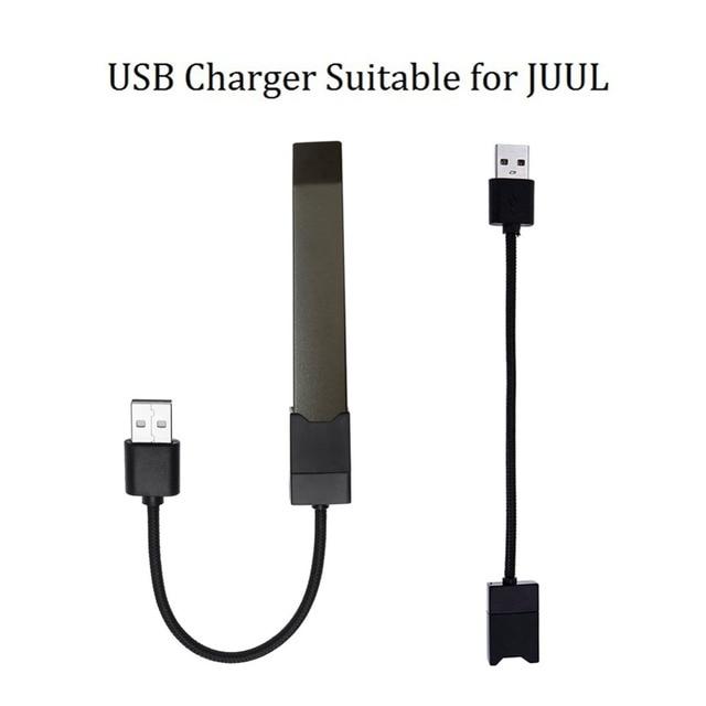 Dual Port Phổ Micro USB Sạc Hấp Phụ Từ Cáp USB Nhanh Chóng Sạc Dây Cho JUUL Phụ Kiện Thuốc Lá