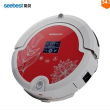 Automatic Recharge Schedule LED Screen Multifunctional Intelligent Cleaning Robot Vacuum Cleaner Sweeper with Mop Remote Control