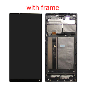 Image 2 - VERNEE MIX 2 LCD Display+Touch Screen Digitizer +Frame Assembly 100% Original New LCD+Touch Digitizer for MIX 2
